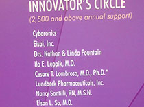 Northeast Regional Epilepsy Group innovator circle