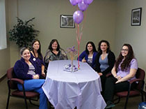 Middletown, NY Epilepsy Group goes purple for epilepsy