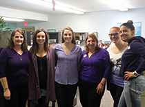 Epilepsy Day in NEREG White Plains office