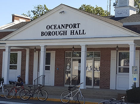 Oceanport was our first pit stop