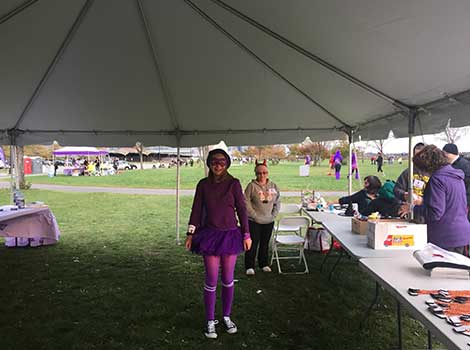Epilepsy information booths