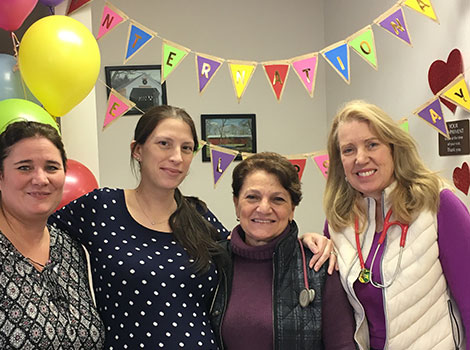 International Epilepsy Day celebrated at NEREG White Plains office.