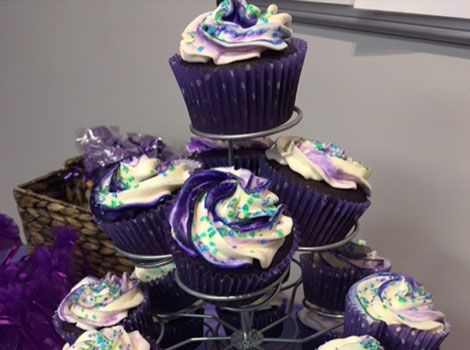 Cupcakes galore for epilepsy day