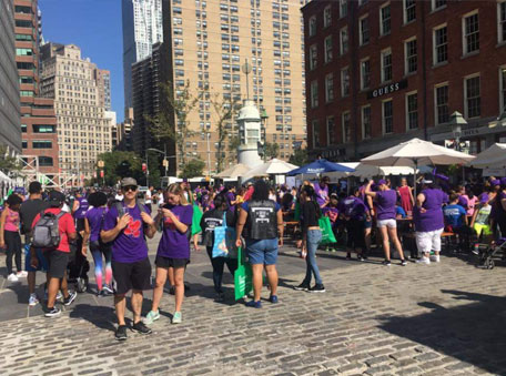 Walk into the Light for Epilepsy 2017