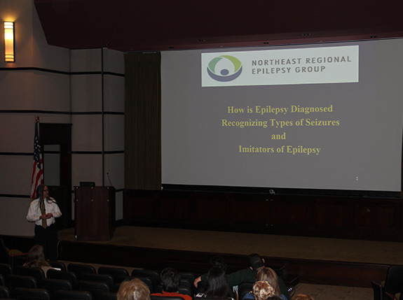 Dr. Chris Lambrakis speaks about epilepsy diagnosis