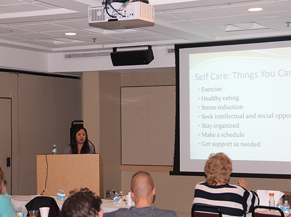 Dr. Zeng explains how to maintain quality of life
