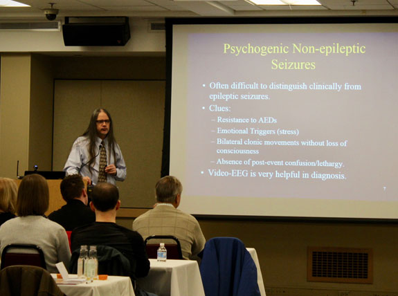 Dr. Christos Lambrakis: how are psychogenic seizures diagnosed?
