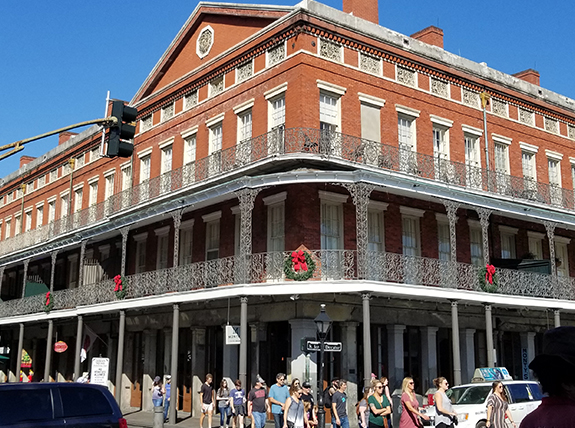 Beautiful New Orleans hosted the American Epilepsy Society meeting