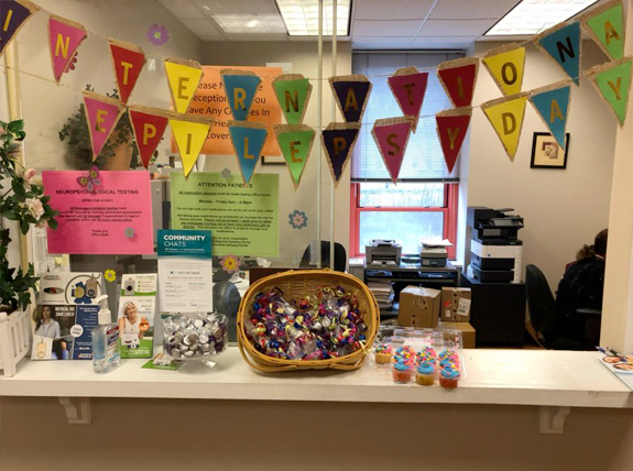 International Epilepsy Day at our White Plains office