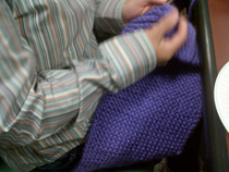 Epilepsy wellness program-knitting club