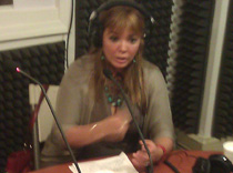 Dr. Marcela Bonafina talk about epilepsy on Spanish speaking radio