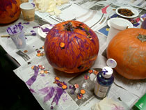 We're raising epilepsy awareness one pumpkin at a time