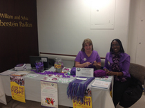 Thank you to Bridget and Yashika for being at our Epilepsy Day booth