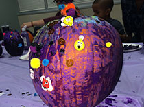 Purple pumpkin Project in new Jersey
