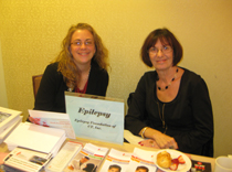 Allison Gamber & Linda Wallace Epilepsy Foundation of CT