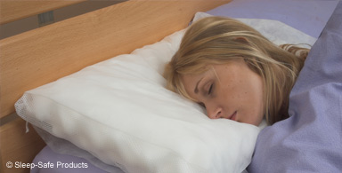 Safety devices in Epilepsy - The Sleep-Safe pillow