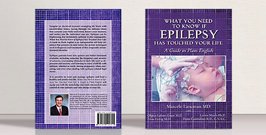 Book recommendation: What you need to know if epilepsy has touched your life: a guide in plain English.