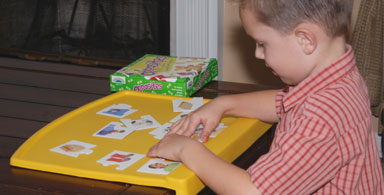 Avoiding Injuries in epilepsy: Safety Place Mat
