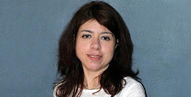 Seizure star: Alyssa D'Amico