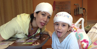 Epilepsy Stars - Daniela and Lulu